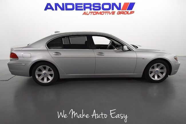 Used 2008 BMW 750Li Sedan in Rockford