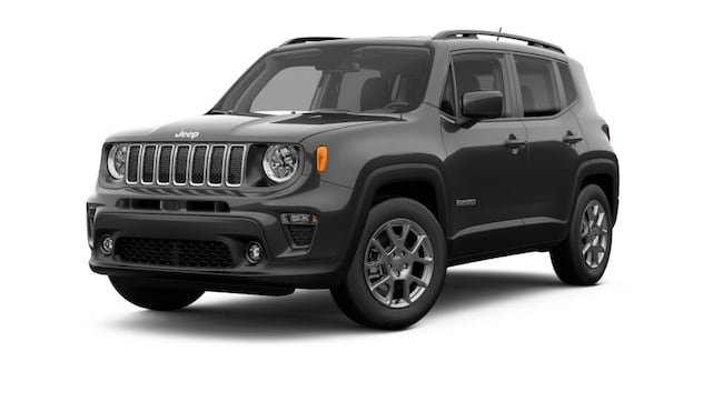 New 2019 Jeep Renegade LATITUDE FWD Sport Utility in Rockford