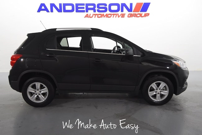 Used 2017 Chevrolet Trax Lt For Sale In Rockford Il