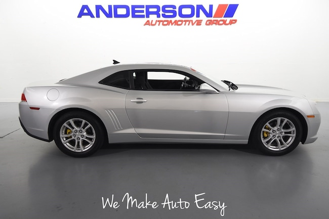 Used 2014 Chevrolet Camaro LT w/1LT Coupe in Rockford