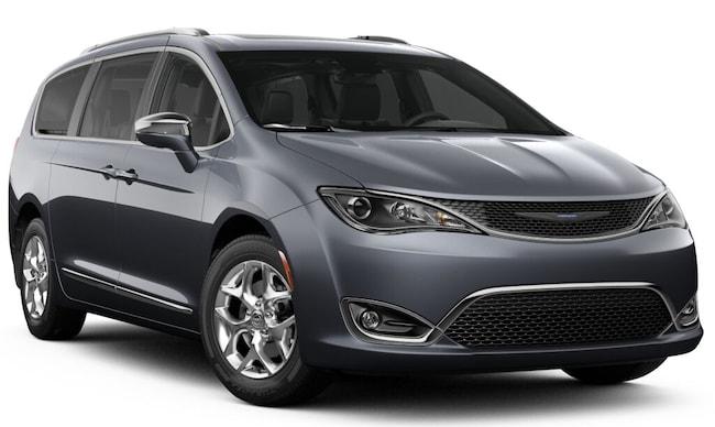 New 2019 Chrysler Pacifica LIMITED Passenger Van in Rockford