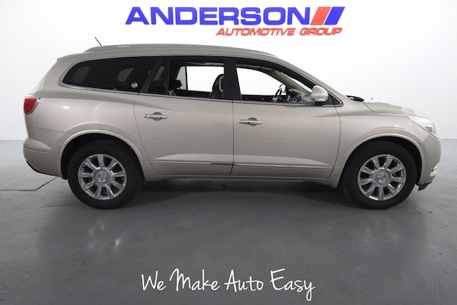 Used 2014 Buick Enclave Premium SUV in Rockford