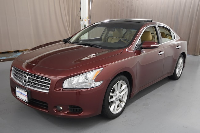 Used 2010 Nissan Maxima 35 Sv For Sale In Rockford Il
