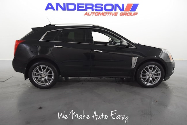 Used 2014 CADILLAC SRX Performance Collection SUV in Rockford