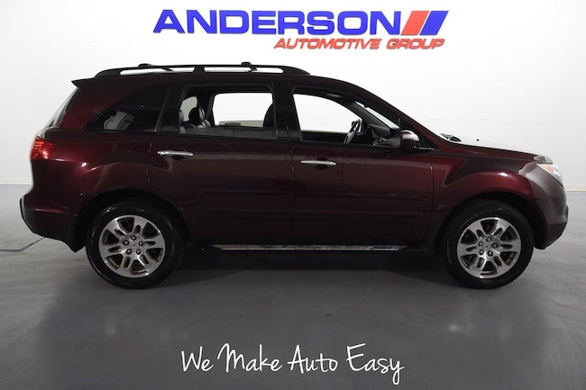 Used 2008 Acura MDX 3.7L Technology Pkg w/Entertainment Pkg SUV in Rockford