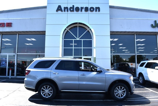 New 2018 Dodge Durango SXT PLUS AWD Sport Utility in Rockford
