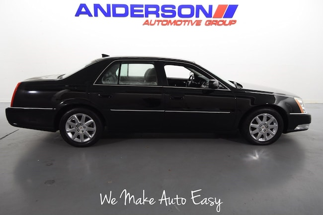 Used 2011 CADILLAC DTS Sedan in Rockford