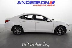 2016 Acura TLX Tech (DCT) Sedan