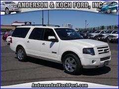 Bargain 2008 Ford Expedition EL Limited SUV for sale in North Branch, MN