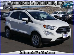 New 2019 Ford EcoSport SE SUV for sale in North Branch, MN
