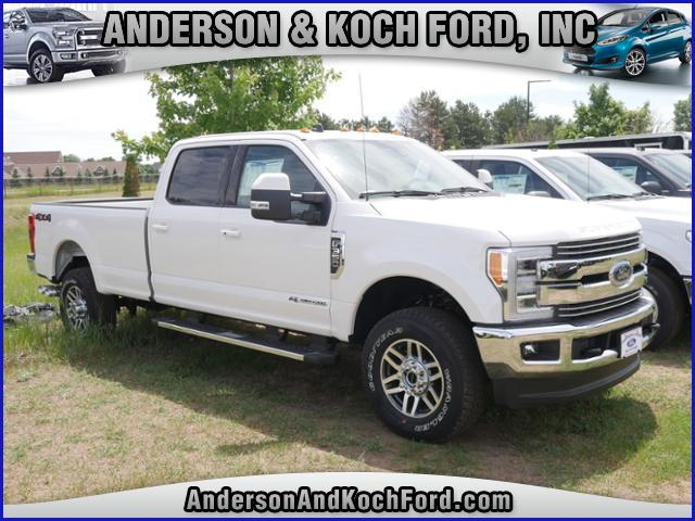 Featured New 2019 Ford F-350 Lariat Truck Crew Cab for Sale in North Branch, MN