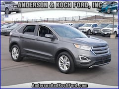 Used 2015 Ford Edge SEL SUV 2FMTK4J86FBC34410 for sale in North Branch, MN