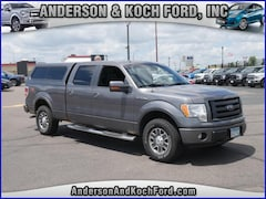 Bargain 2009 Ford F-150 SuperCrew Truck SuperCrew Cab for sale in North Branch, MN