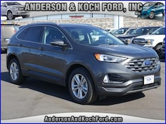 New 2019 Ford Edge SEL SUV for sale in North Branch, MN