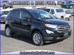 New 2018 Ford EcoSport SE SUV for sale in North Branch, MN