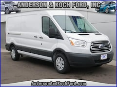 New 2018 Ford Transit-250 Base w/Sliding Pass-Side Cargo Door Van 1FTYR2CG6JKA47553 for sale in North Branch, MN