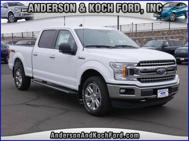 Featured New 2019 Ford F-150 Truck SuperCrew Cab for Sale in North Branch, MN