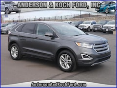 Used 2016 Ford Edge SEL SUV 2FMPK4J96GBB26428 for sale in North Branch, MN