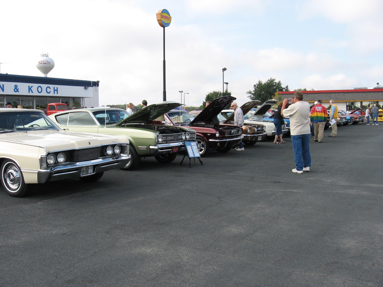 Annual Car Show 2