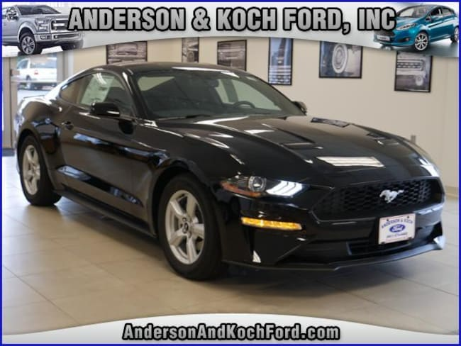 2018 Ford Mustang EcoBoost Coupe in North Branch, MN