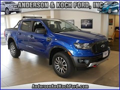 New 2019 Ford Ranger XLT Truck SuperCrew for sale in North Branch, MN
