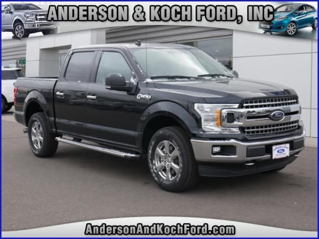 2018 Ford F-150 Truck SuperCrew Cab in North Branch, MN