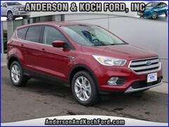 New 2019 Ford Escape SE SUV for sale in North Branch, MN