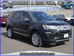 New 2019 Ford Explorer XLT SUV for sale in North Branch, MN