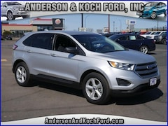 Used 2017 Ford Edge SE SUV 2FMPK4G97HBB06312 for sale in North Branch, MN