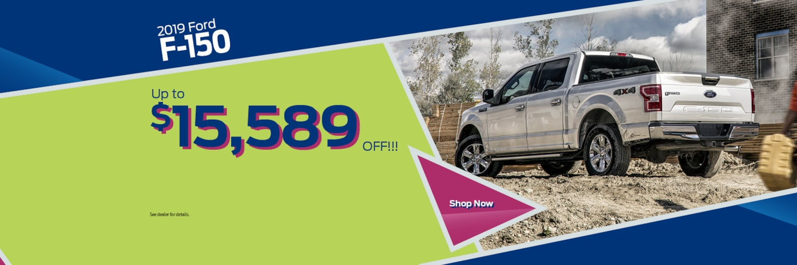 New Ford & Used Car Dealership | Anderson & Koch Ford Inc.