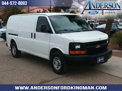 Used 2011 Chevrolet Express 3500 Work Van Cargo Van