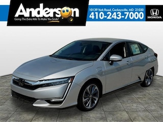 New 2018 Honda Clarity Plug-In Hybrid Touring Sedan JC010745 for Sale near Baltimore, MD, at Anderson Honda