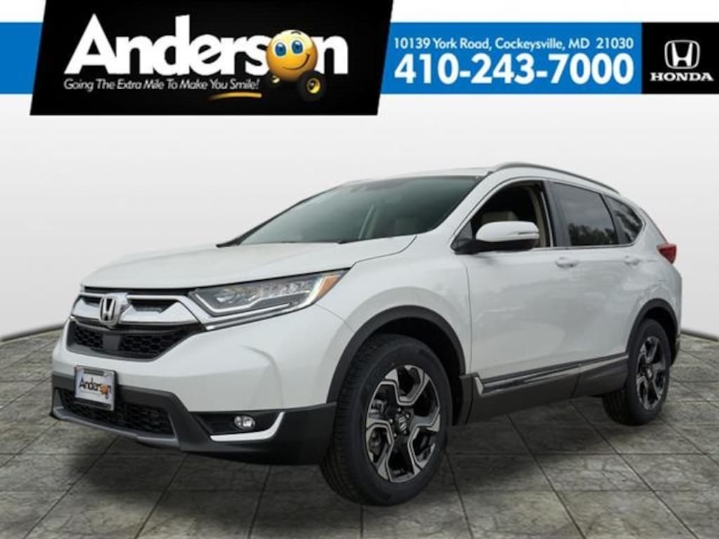 New 2019 Honda CR-V For Sale at Anderson Honda | VIN: JHLRW2H99KX009846