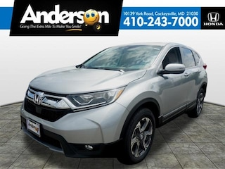 2019 Honda CR-V EX-L AWD SUV KE025048 for Sale in Cockeysville MD at Anderson Honda