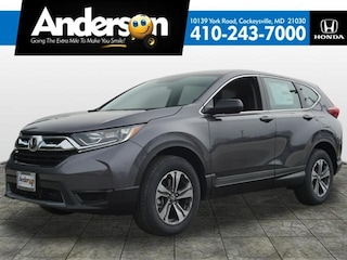 2019 Honda CR-V LX AWD SUV KH203971 for Sale in Cockeysville MD at Anderson Honda