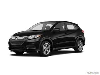 New 2019 Honda HR-V EX AWD SUV for Sale in Cockeysville, MD, at Anderson Honda