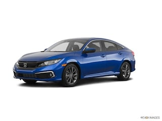 New 2019 Honda Civic EX Sedan for Sale in Cockeysville, MD, at Anderson Honda