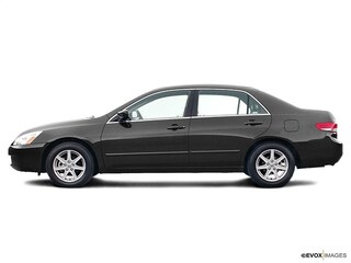 2004 Honda Accord 2.4 EX w/Curtain Airbags Sedan