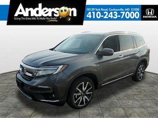 New 2019 Honda Pilot Elite AWD SUV for Sale in Cockeysville, MD, at Anderson Honda
