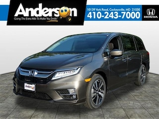 2019 Honda Odyssey Elite Van KB049887 for Sale in Cockeysville MD at Anderson Honda