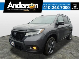 New 2019 Honda Passport Touring AWD SUV for Sale in Cockeysville, MD, at Anderson Honda