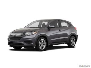 New 2019 Honda HR-V EX 2WD SUV for Sale in Cockeysville, MD, at Anderson Honda