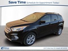 2019 Ford Escape SEL SEL 4WD