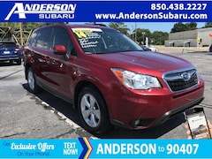 Certified Pre-Owned 2014 Subaru Forester 2.5i Touring SUV JF2SJAMC9EH501477 for Sale in Pensacola