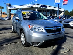 Certified Pre-Owned 2015 Subaru Forester 2.5i Premium SUV JF2SJAFCXFH575506 for Sale in Pensacola