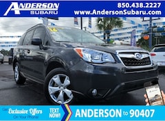 Certified Pre-Owned 2016 Subaru Forester 2.5i Limited SUV JF2SJAHCXGH532864 for Sale in Pensacola