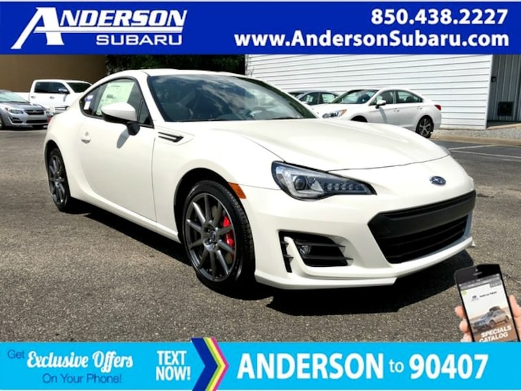 New 2018 Subaru BRZ Limited with Performance Package Coupe For Sale/Lease Pensacola, FL