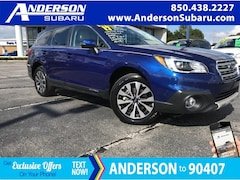 Certified Pre-Owned 2017 Subaru Outback Limited SUV 4S4BSANC3H3262631 for Sale in Pensacola