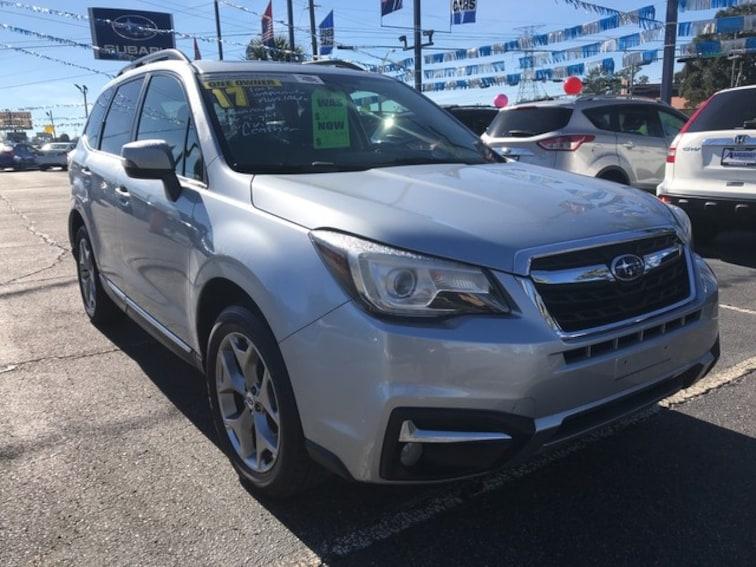 Certified 2017 Subaru Forester Touring SUV Pensacola, FL