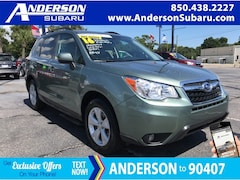 Certified Pre-Owned 2016 Subaru Forester 2.5i Limited SUV JF2SJAKCXGH422177 for Sale in Pensacola